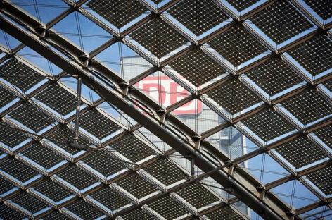 Deutsche Bahn đưa năng lượng mặt trời vào đường sắt