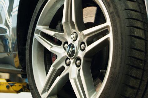 Ford chế tạo đai ốc khóa bánh xe bằng công nghệ in 3D tích hợp giọng nói của chủ xe
