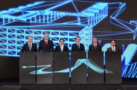 Mercedes-Benz bắt đầu sản xuất pin cho xe điện tại Thái Lan