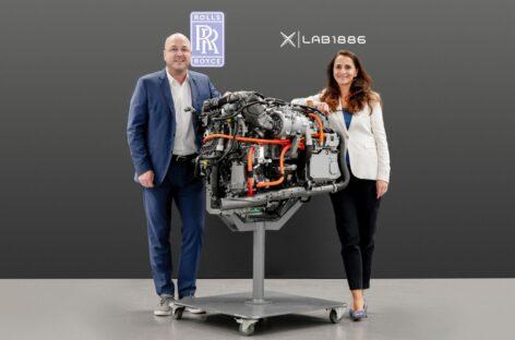 Rolls-Royce và Daimler tăng cường sử dụng pin nhiên liệu