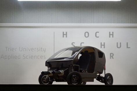 Dự án phát triển xe điện hiệu quả cao – proTRon Evolution