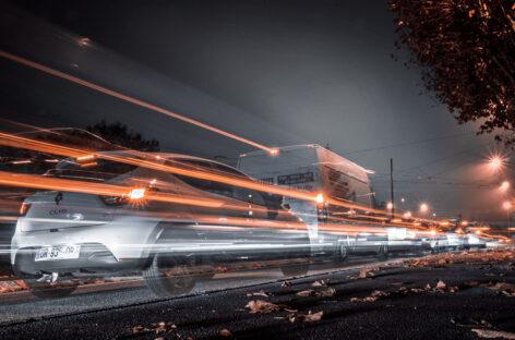 Mạng neural nhân tạo giúp xác định vị trí của xe tự lái