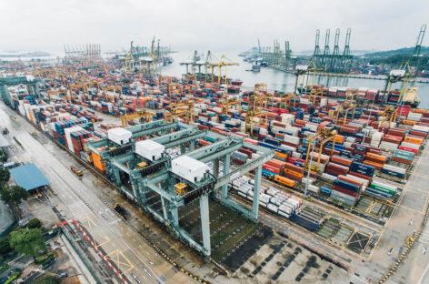 Nền tảng dữ liệu lớn điều phối các cảng biển của Châu Âu