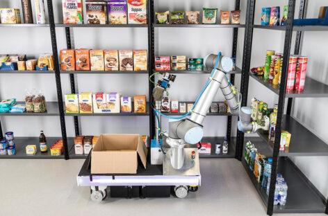 Nền tảng thị trường mới dành cho robot dịch vụ robot.one