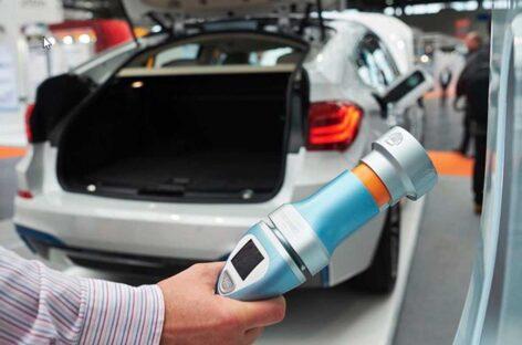 CHLB Đức hiện là thị trường xe điện lớn thứ ba trên thế giới