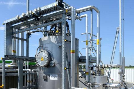 Công nghệ biến đổi điện năng thành khí (Power to Gas)