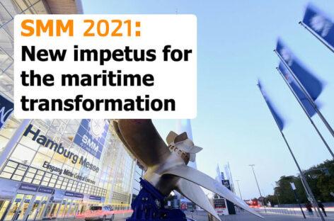SMM 2021: Động lực mới cho sự chuyển đổi hàng hải