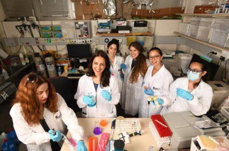 Các nhà nghiên cứu Israel chế tạo cồn rửa tay từ chất thải