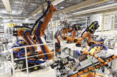 Ngành công nghiệp hiện tại ở CHLB Đức đang bị suy thoái