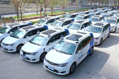 Arbe tích hợp hệ thống radar 4D trong đội xe taxi tự lái của AutoX
