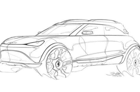 Smart ra mắt ý tưởng mới về mẫu xe SUV và đó có thể là sự đột phá vượt bậc