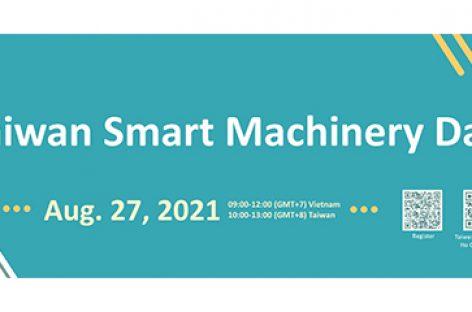 [CH Giao thương] Mời tham dự Buổi giao thương trực tuyến với các Nhà sản xuất Máy móc thông minh Đài Loan