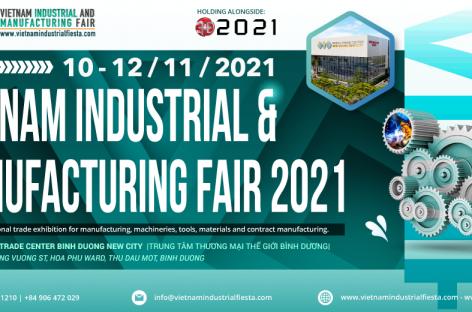 [QC] Triển lãm Công nghiệp & Sản xuất Việt Nam (VIMF) 2021